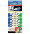 Taylor Seville 12 pk Small Stainless Steel Magic Clips