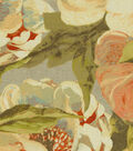 Kelly Ripa Home Upholstery Fabric 54\u0027\u0027-Henna Va V Bloom
