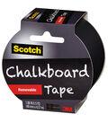 Scotch (TM) Chalkboard Tape 1.88\u0022X5yd-Black
