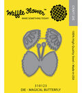 Waffle Flower Die-Magical Butterfly