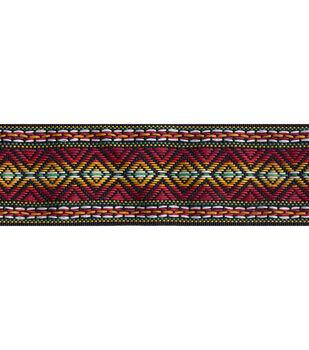 """2"""" Aztec Band Apparel Trim"""