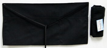 Wear'm Waist Apron Value Pack Black