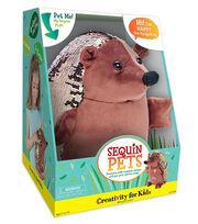 Creativity for Kids Sequin Pets Happy The Hedgehog, , hi-res