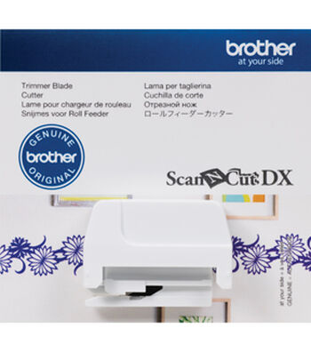Brother ScanNCut SDX125 Trimming Cutter