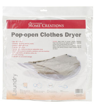 Innovative Home Creations Collapsible Sweater Dryer