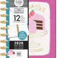Happy Planner Girl Deluxe Classic 2020 Planner-Happy Hostess Confetti