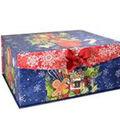 Maker\u0027s Holiday Large Flip Top Box-Xmas Kitchen