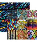 In Loving Memory Double-Sided Cardstock 12\u0022X12\u0022-Faith