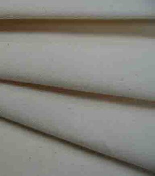 Unbleached Drill Fabric 40''x25 yds.