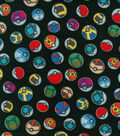 Pokemon Balls Cotton Fabric