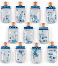 Jolee\u0027s Boutique 11 Pack Domed Repeat Stickers-Baby Boy Bottle