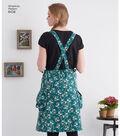 Simplicity Pattern 8438 Misses\u0027 Jumper & Petticoat-Size A (XS-S-M-L-XL)