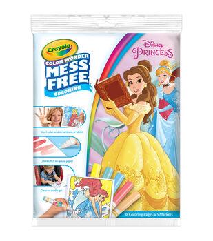 Color Wonder Disney Princess - Sleeping
