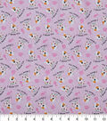Novelty Cotton Fabric-I Meow You