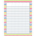 Chevron Incentive Chart, Pack of 12