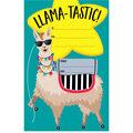 Creative Teaching Press Bold & Bright Llamatastic Award, 30 Per Pack