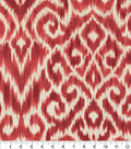 Home Decor 8\u0022x8\u0022 Fabric Swatch-Thompson Ikat Jewel