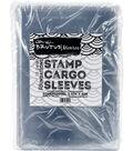 Brutus Monroe 25 pk 5.5\u0027\u0027x8\u0027\u0027 Stamp Cargo Sleeves