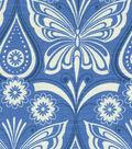 Waverly Print Fabric 54\u0022-Ipanema/Azure