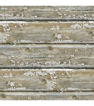Wallpops Nuwallpaper L Stick Wallpaper Planks