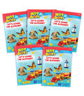 Hot Dots Jr. Let\u0027s Learn the Alphabet Interactive Books, 5-Book Set