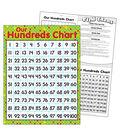Our Hundreds Chart Learning Chart 17\u0022x22\u0022 6pk