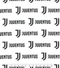 Juventus Football Club Cotton Fabric 44\u0027\u0027-Logo