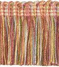 Robert Allen-1 3/4   Classic Brush-Geranium