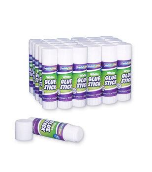 Creativity Street 90 pk 0.28 oz. Glue Sticks-Clear