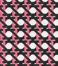 Home Essentials Lightweight Decor Fabric 45\u0022-Rue De Ribbon Watermelon
