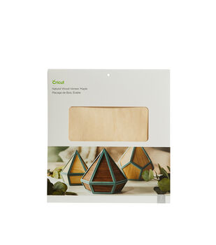 Cricut Natural Wood Veneer-Maple