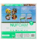 NuFoam Pad 14\u0022x14\u0022x2\u0022 thick