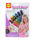 Tattoo Pens Kit-Sketch & Sparkle
