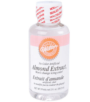 Wilton No-Color Almond Extract
