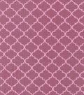 Buttercream Elizabeth Collection Cotton Fabric-Quatrefoil