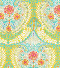 Dena Home Multi-Purpose Decor Fabric 54\u0022-Mural Floral/Blossom