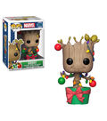Funko POP Holiday Groot-Lights & Ornaments
