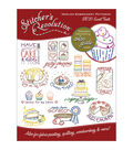 Stitcher\u0027s Revolution Iron-On Transfers- Sweet Treats