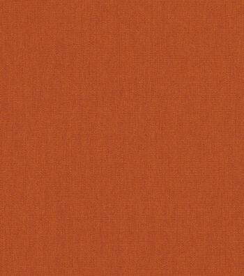 "Sunbrella Solid Outdoor Fabric 54""-Rust"