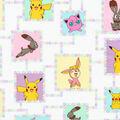 Pokemon Cotton Fabric-Poke Springtime