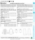 Butterick Pattern B6464 Misses\u0027 Jacket, Top & Pencil Skirts-Size 14-22