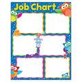Job Chart Owl-Stars! Learning Chart 17\u0022x22\u0022 6pk