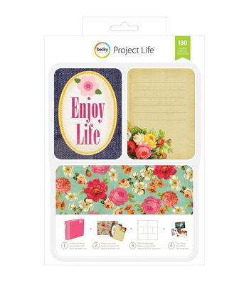 Project Life Kit -Enjoy Life