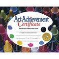 Hayes Art Achievement Certificate, 30 Per Pack, 6 Packs