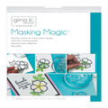 Gina K. Designs Masking Magic 12 pk 5\u0027\u0027x7\u0027\u0027 Sheets