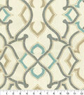 Home Decor 8\u0022x8\u0022 Fabric Swatch-P/K Lifestyles Linked SD Mineral