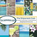 Reminisce Collection Kit 12\u0022X12\u0022-Shipwreck Club
