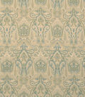Home Decor 8\u0022x8\u0022 Fabric Swatch-Jaclyn Smith Bama-Mist