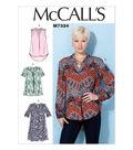 McCall\u0027s Misses Top-M7324