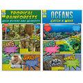Biomes Bulletin Board Set, 2 Sets